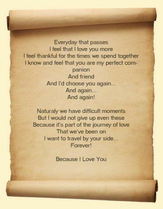 Pin by Kayah Symon on Workout Pinterest Relationships, Journal - sample love letter