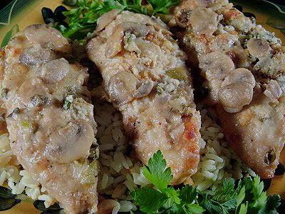 Rec./Rev./Pics....Lombardi Chicken posted by jillibean_az.....what a wonderful recipe! | Taste of Home Community