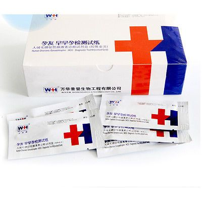 5/10/20pcs ultra #early urine pregnancy strips #accurate #midstream