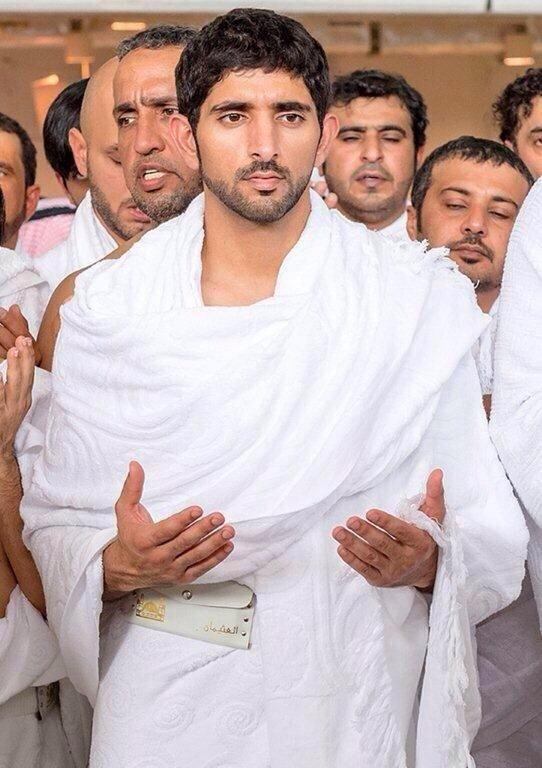 Sheikh Hamdan bin Mohammed bin Rashid Al-Maktoum, Crown Prince of