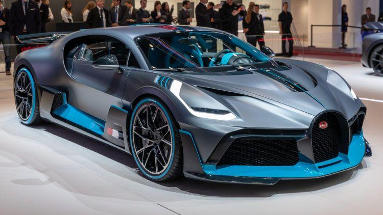 The 20 Most Anticipated Sports Cars for 2020 Bugatti