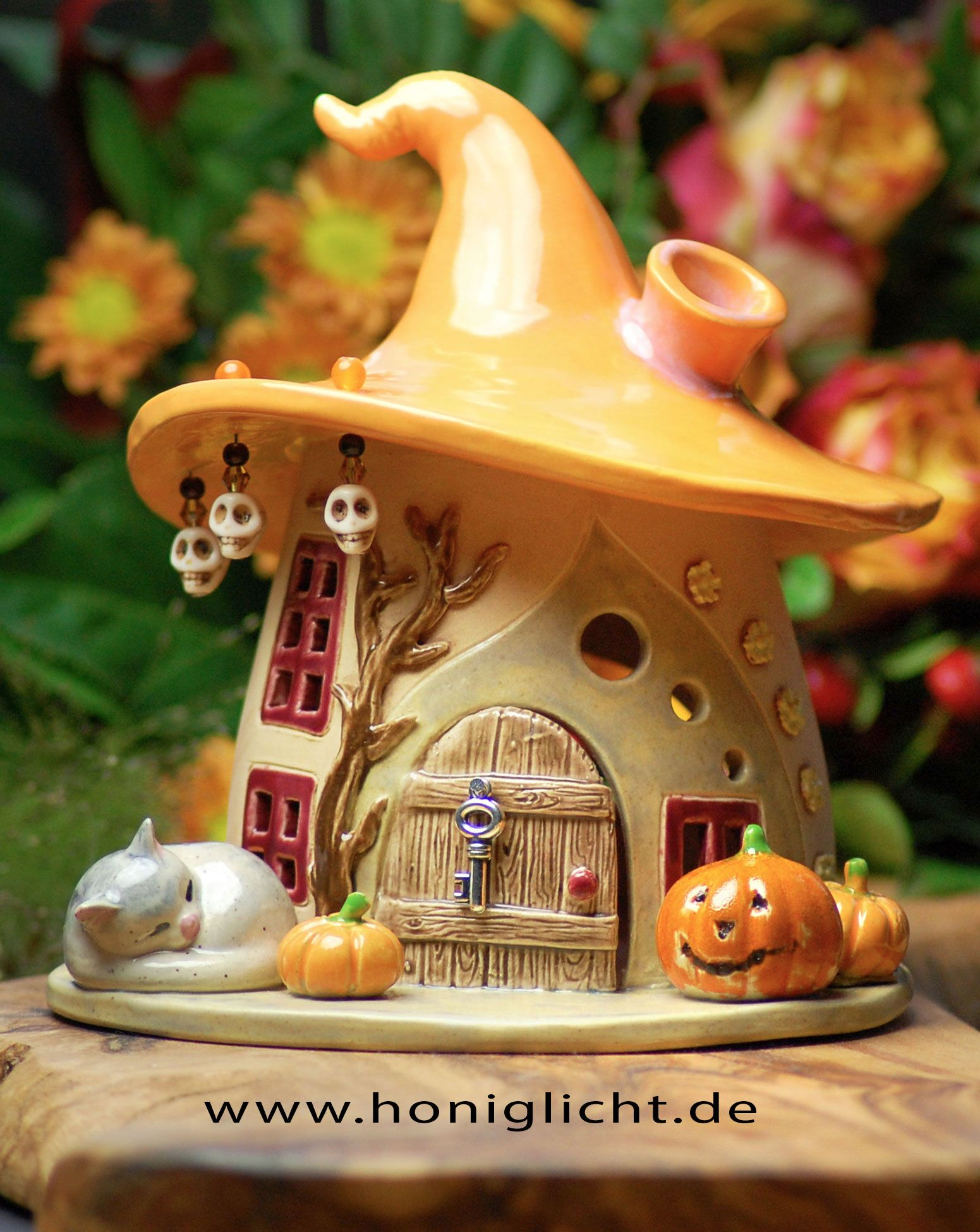 Ceramic Fairy Houses - Year of Clean Water