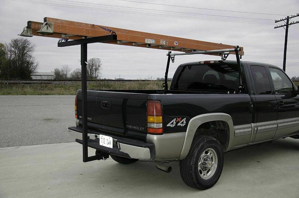 Pick Up Truck Bed Hitch Extender Extension Rack Ladder Kayak Canoe Boat Lumber Canoe Boat Truck Bed Kayaking