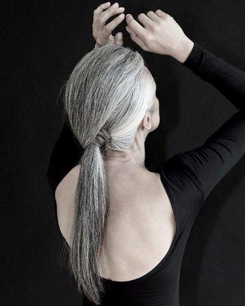 60 Gorgeous Gray Hair Styles In 2019 Silver Beauty Hair Hair