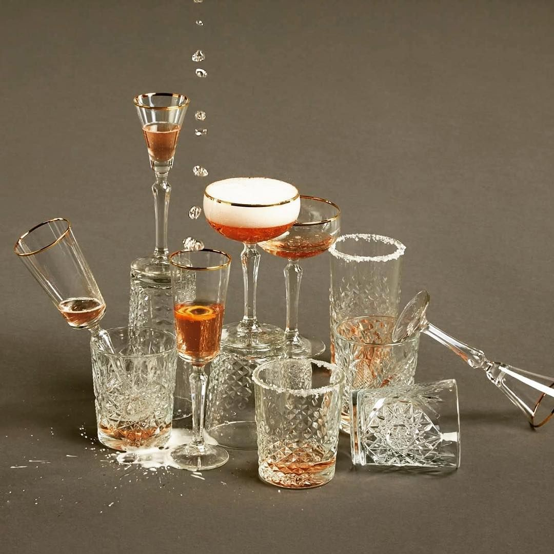 Cheers! Make new year's eve complete with these Libbey