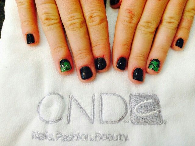 CND SHELLAC done by Whitney RUMORS SALON Johnson City TN | Nails ...