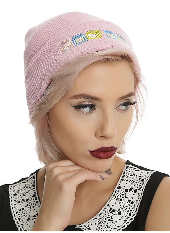 Hot Topic   Melanie Martinez Cry Baby Beanie  0ff1f3ff501