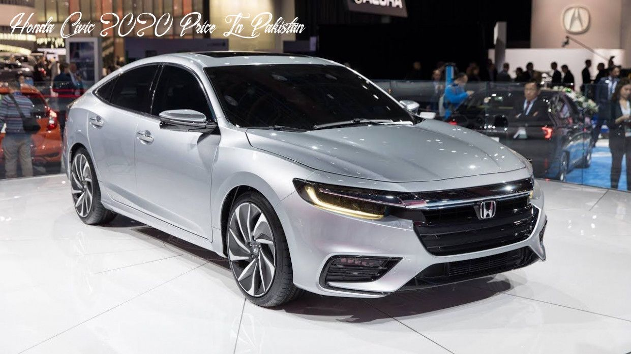 Honda Civic 2020 Price In Pakistan Concept In 2020 Honda City New Honda Honda New Car