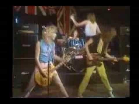 Rock! Rock! (Till You Drop)