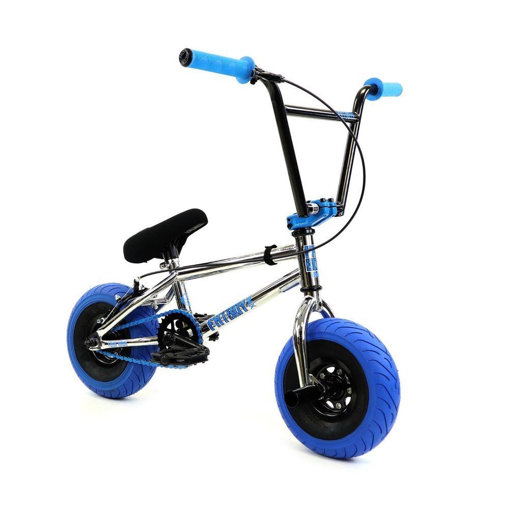 Latest Bmx Bikes For Sales Bmxbikes Bmx Bikes Fatboy Mini Bmx Bike Tomahawk Chrome Blue Mr Bikes 279 99 End Date Sun Bmx Bikes Bike Usa Bmx Bike Shop