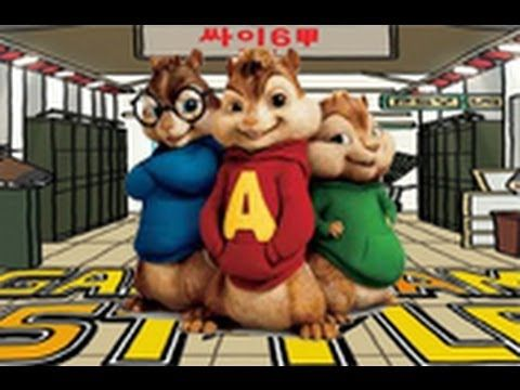 Alvin E Os Esquilos Oppa Gangnam Style Parodia Psy Gangnam