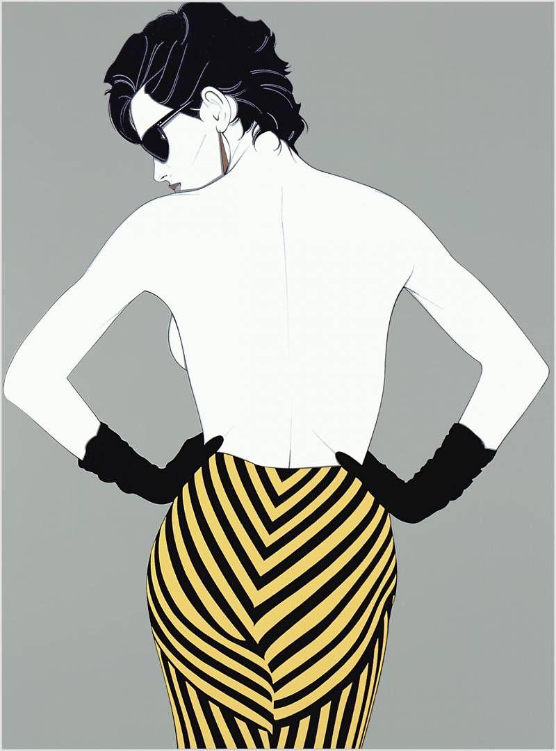 patrick nagel | art | Pinterest | Patrick nagel, Illustrations and ...