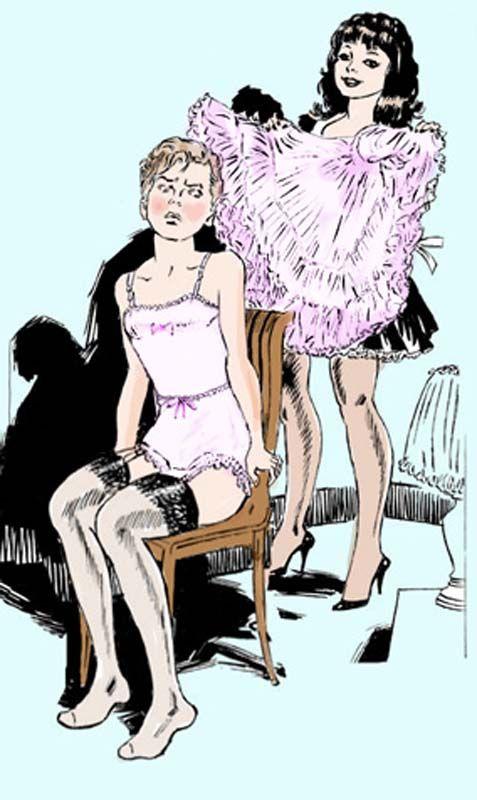 Sissy Petticoat Punishment Captions