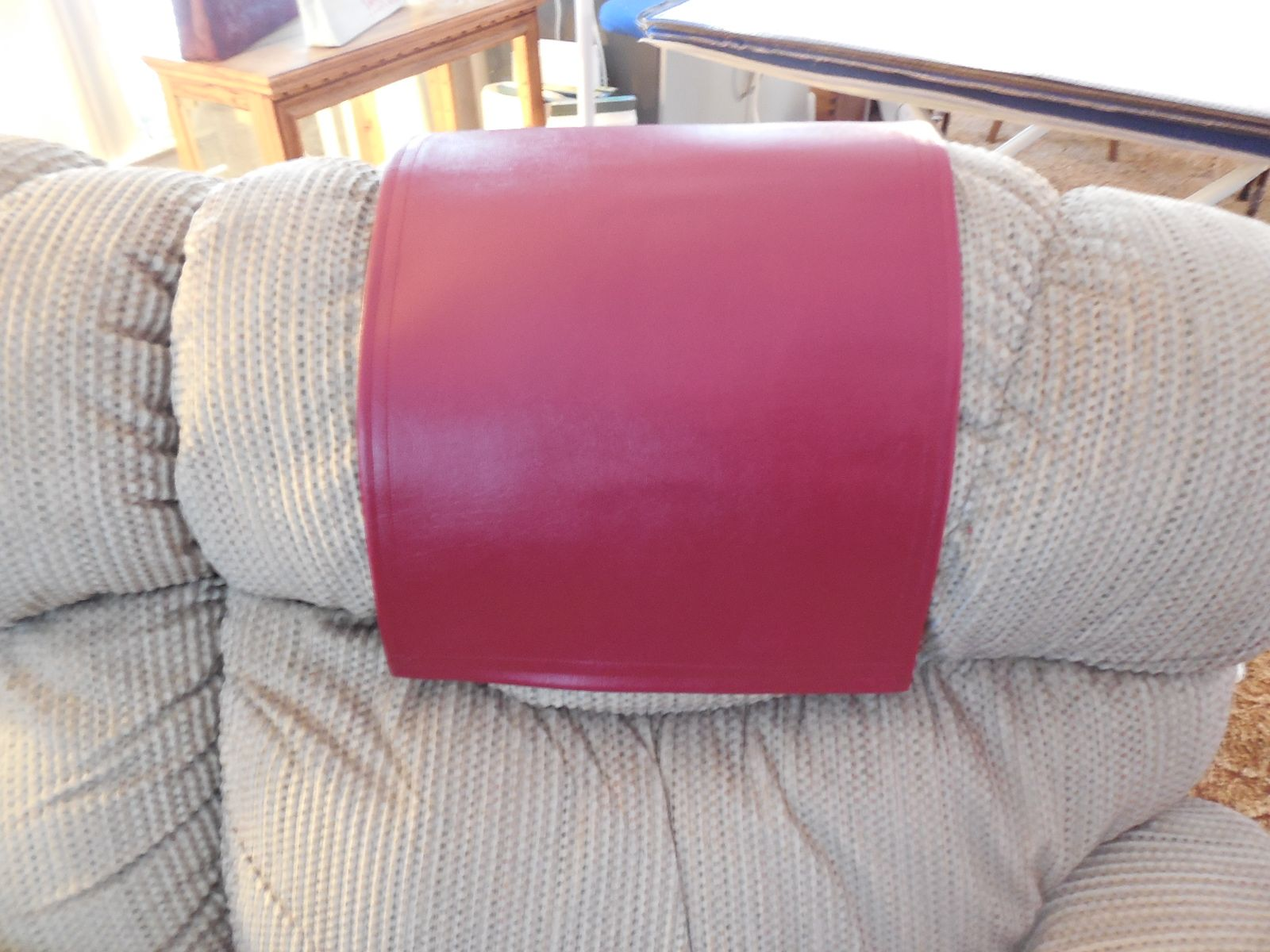 Headrest Cap for furniture will help protect your home investment