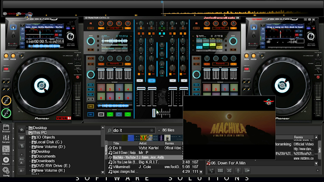 VIRTUAL DJ SKINS MEGA PACK ZIP FREE DOWNLOAD Zone