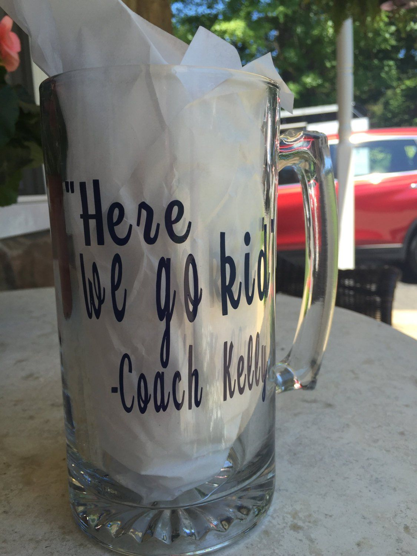 Baseball coach beer mug24 oz beer mugfun gift for your