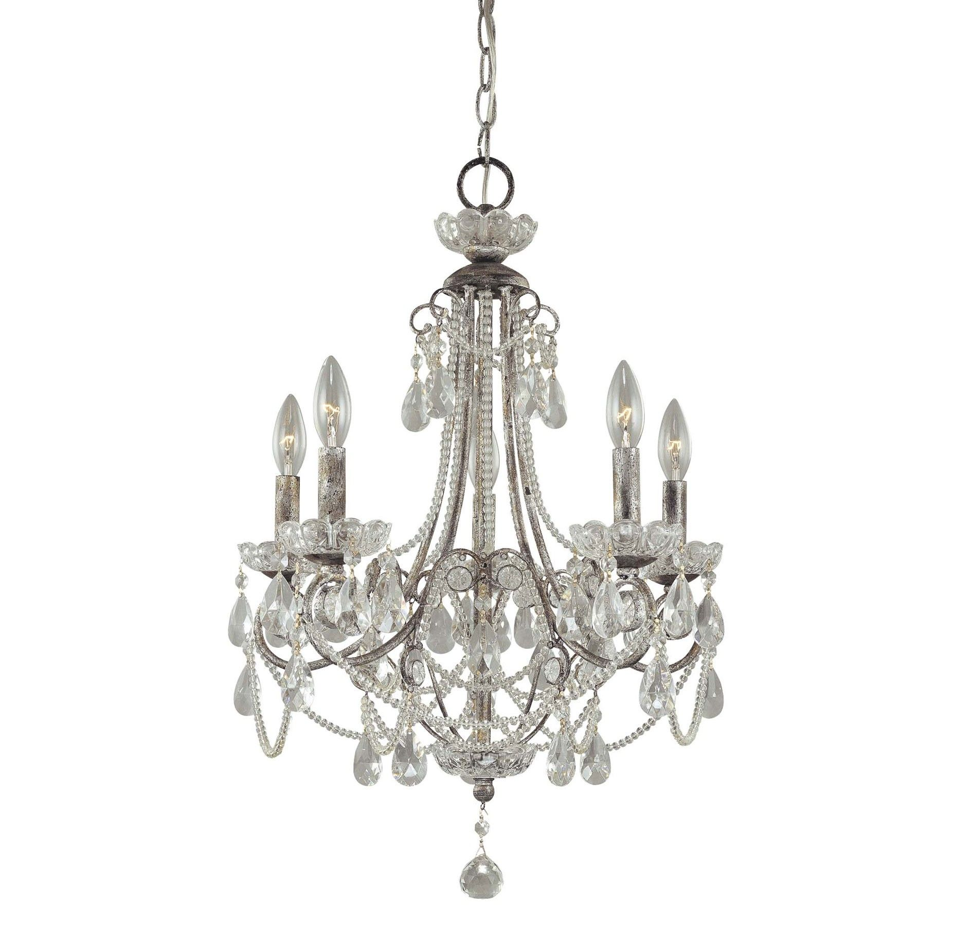 Minka Lavery 5 Light Mini Chandelier in Ceiling Lights