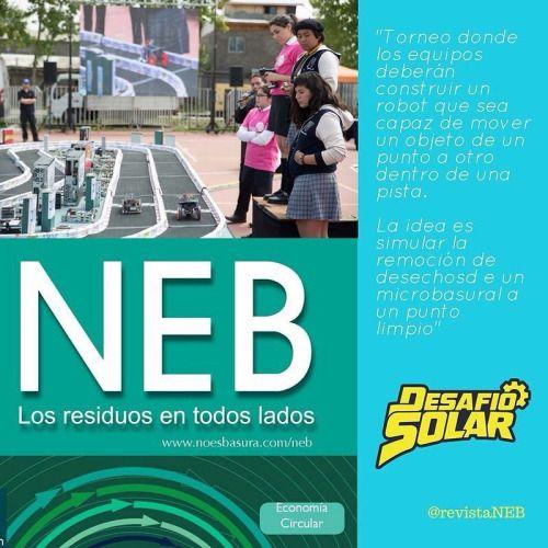 Desafío Solar generando competencias a partir de la tecnología...