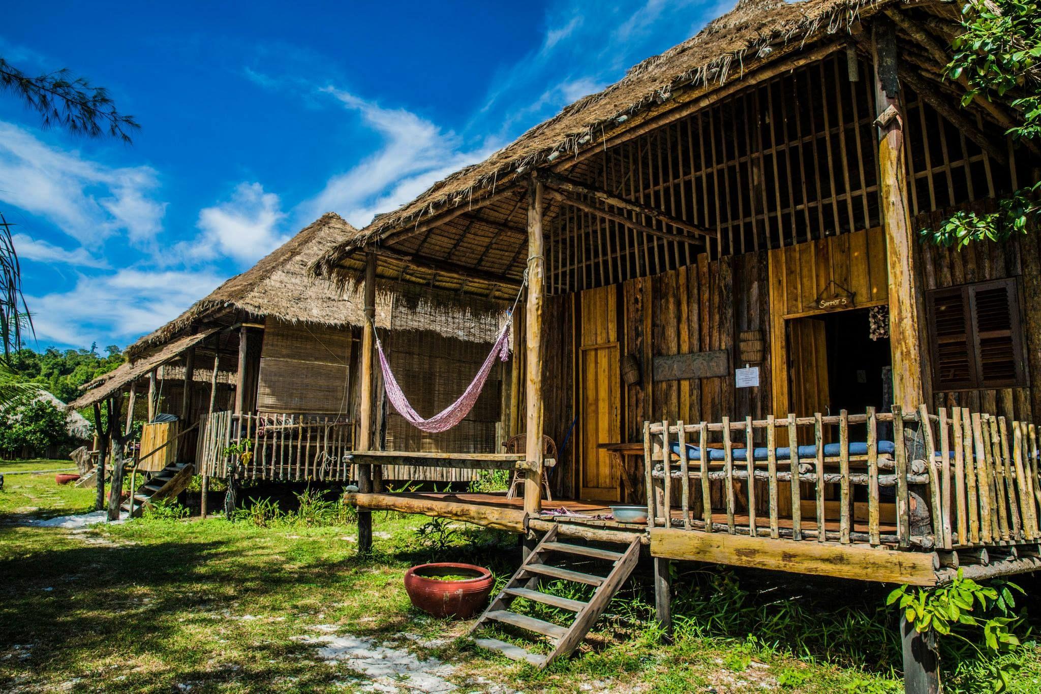 PARADISE Villas & Bungalows – on Koh Rong Sanloem & Koh Rong
