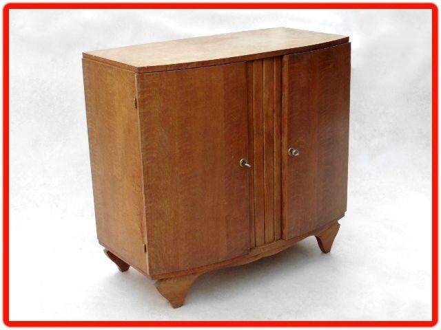 Petit Buffet Art Deco Annees 30 Meuble Vintage Mobilier De Salon Meuble Design