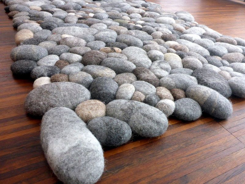 These Stone Rugs Are Actually Plush And Squishy Twistedsifter