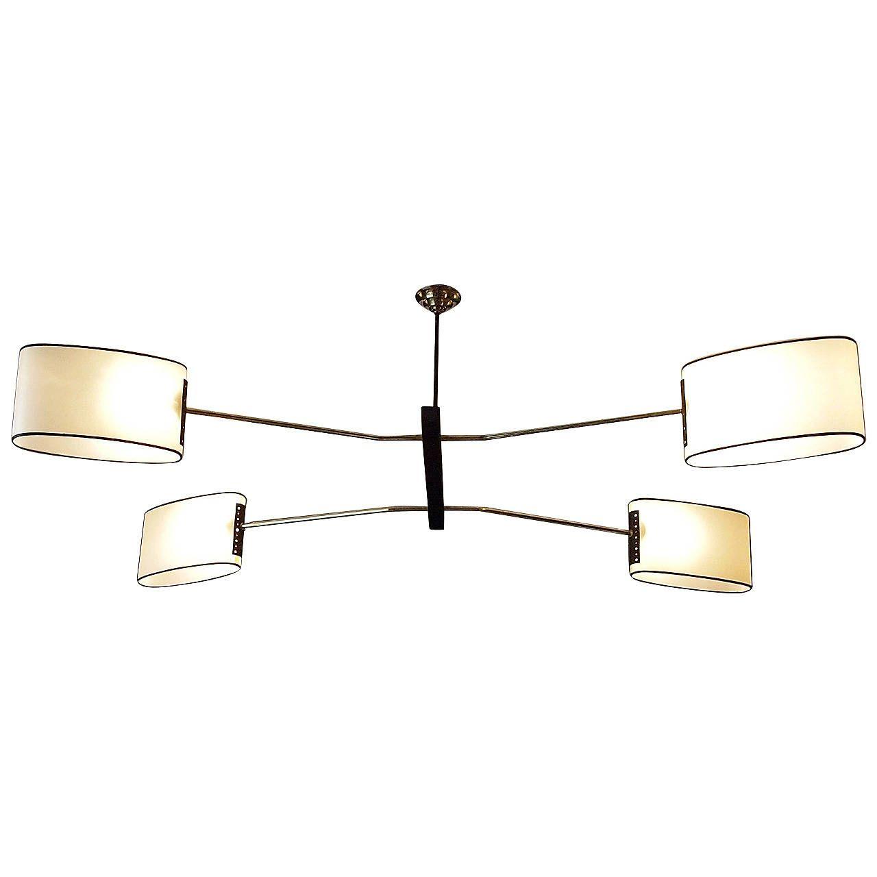 Ss chandelier by maison arlus pendant lighting