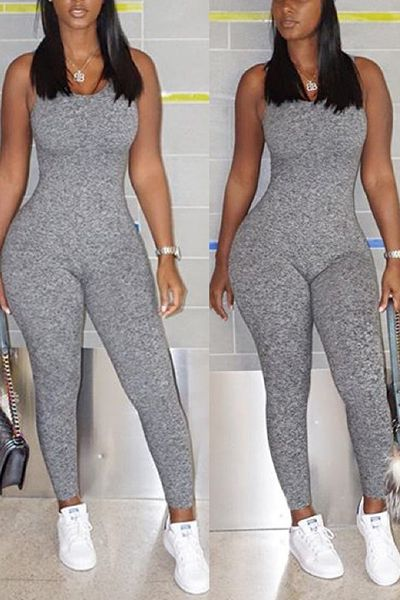 3af616a0e73 mlvs.lovelywholesale.com wholesale-sexy+v+neck+sleeveless+backless+grey+ polyester+one-piece+skinny+jumpsuits-g152594.html