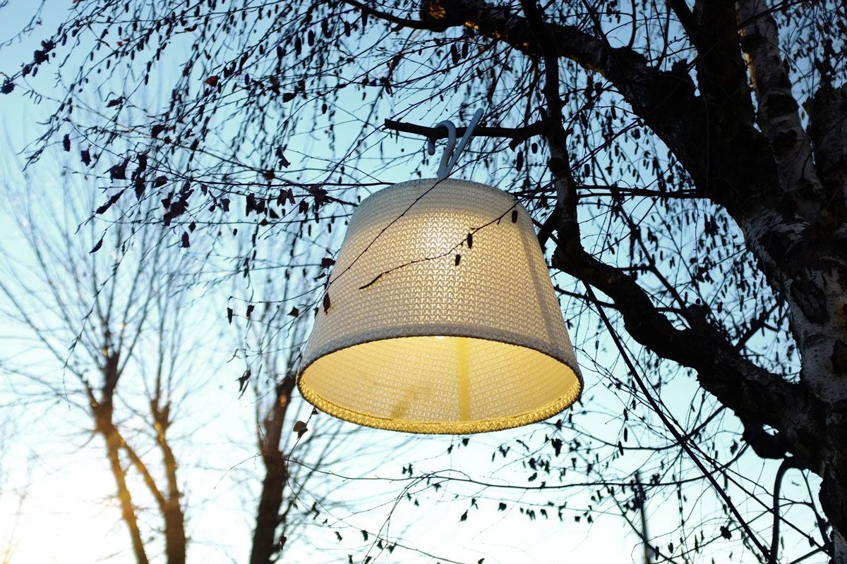 Tolomeo Paralume Outdoor Hanglamp Led Artemide
