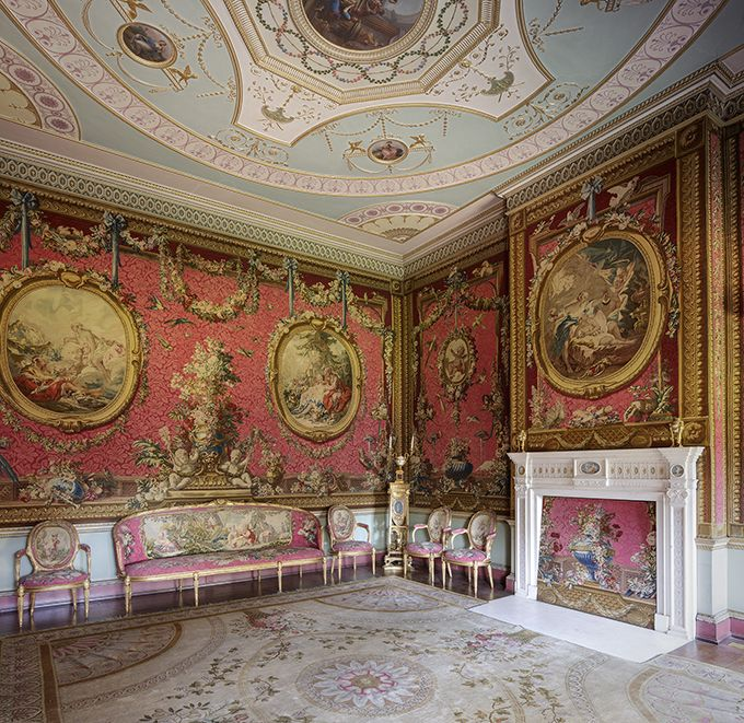 London's Stately Homes: Kenwood, Chiswick, Syon, Ham And