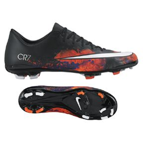 750a2b6ce Nike Youth CR7 Mercurial Vapor X FG Soccer Shoes (Savage Beauty ...