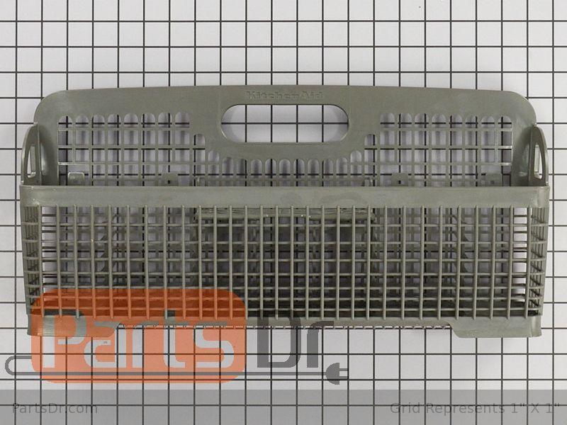 Wp8562043 Kitchenaid Silverware Basket Kitchen Aid Kitchenaid Dishwasher Basket