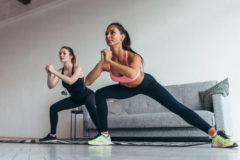 Así puedes hacer un entrenamiento de cardio en tu propia casa: nueve ejercicios a incluir en tu rutina