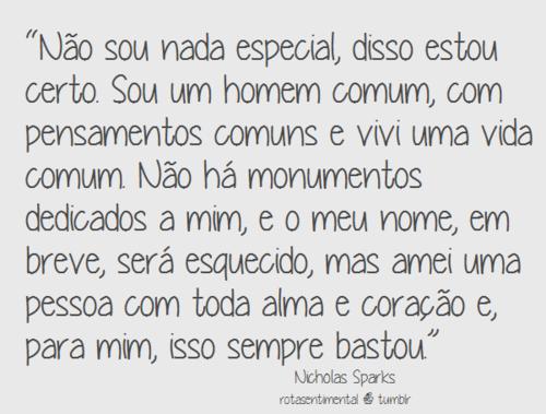 Frases De Nicholas Sparks Para Fotos Google Search Citações
