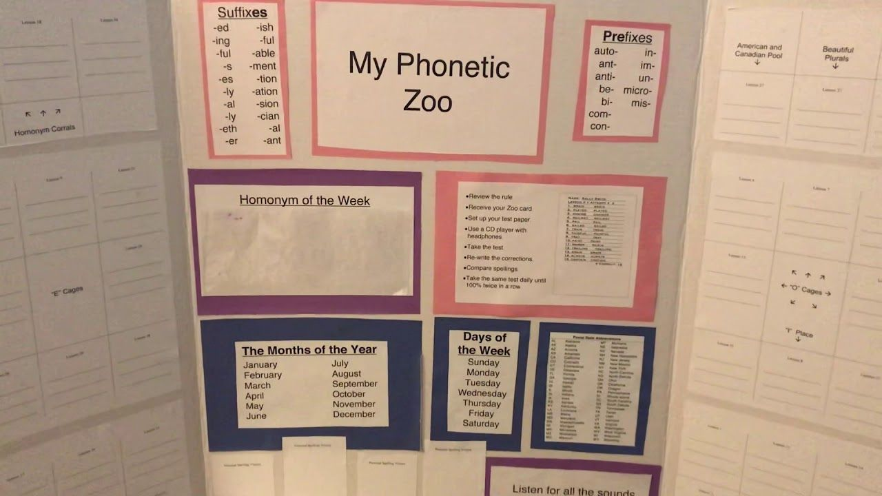 Iew Phonetic Zoo Spelling Board Spelling Masterbooks Classical Education [ 720 x 1280 Pixel ]
