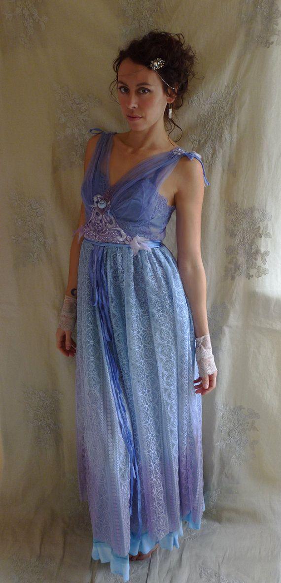 Lupin Faery Gown Size Medium Fairy Pixie Wedding Dress
