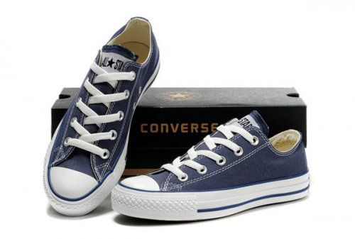 fc44fd21c440 Купить кеды Converse Chuck Taylor All Star Low (blue white) - 09W в ...