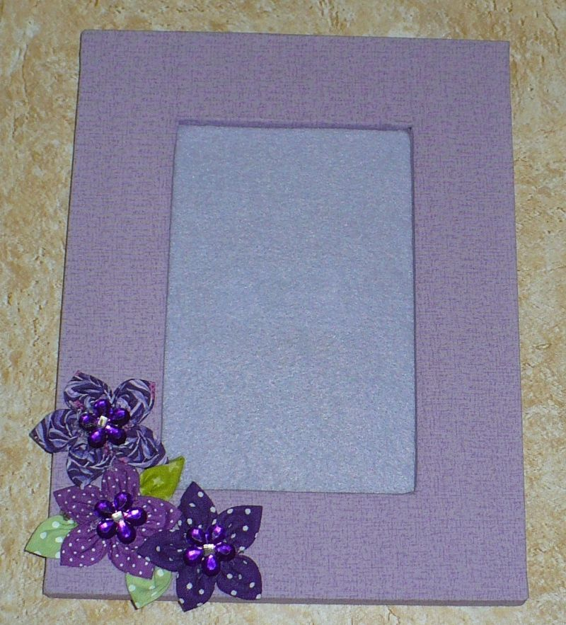 Porta Retrato De Tecido E Papelao 30 Ideias Porta Retrato Mdf