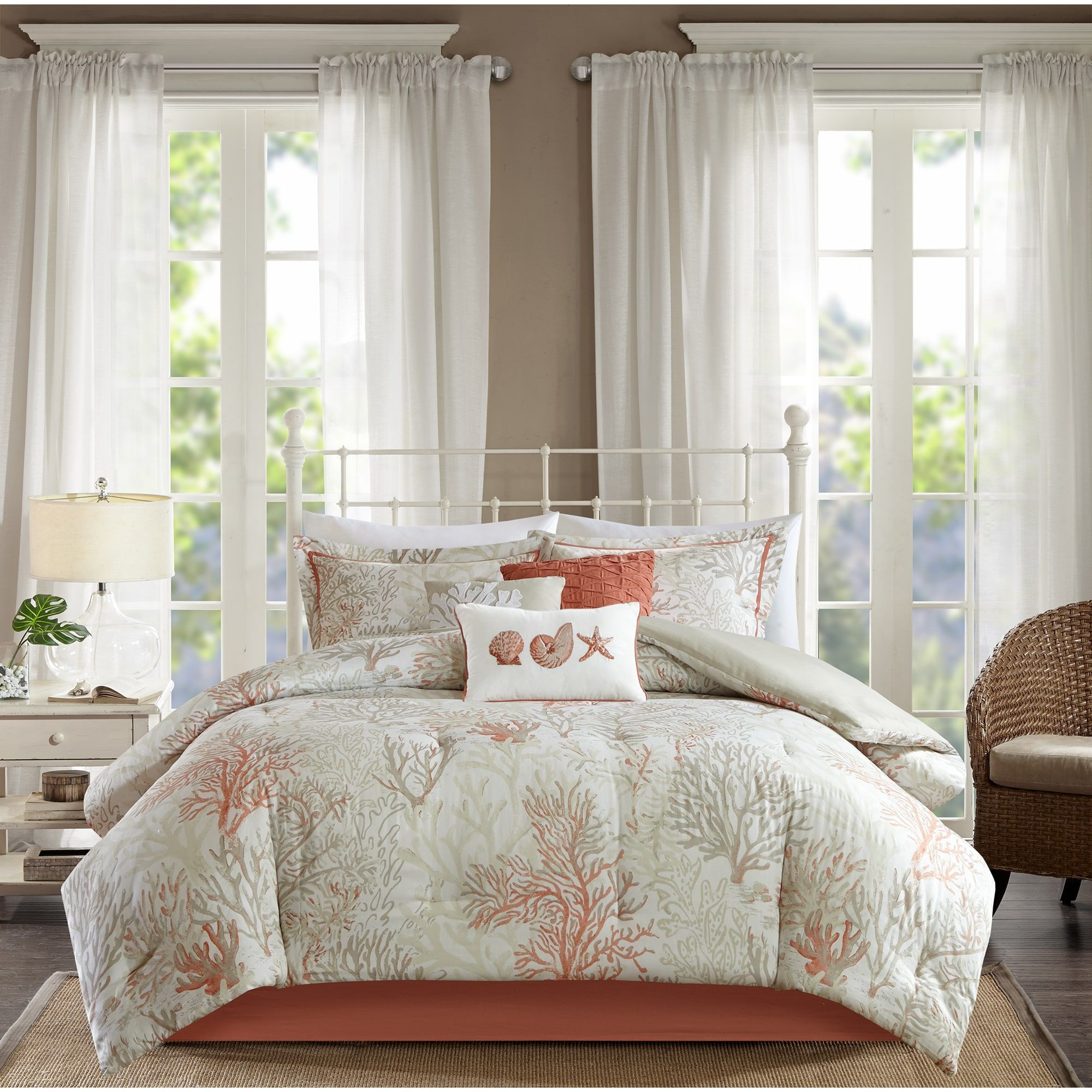 sateen printed floral charisma product comforter shipping today bath blue bedding set free overstock alfresco