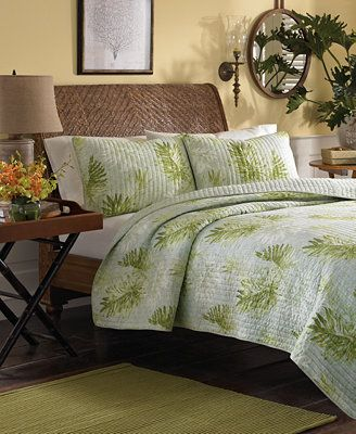 CLOSEOUT! Tommy Bahama Home Antigua Quilt Collection