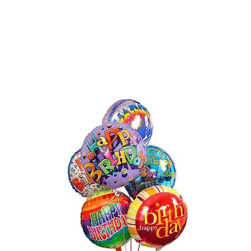 Its Someone Birthday Celebrate With Happy Balloons Delivered Same Day When You Order Balloon Bouquets For Send Flowers