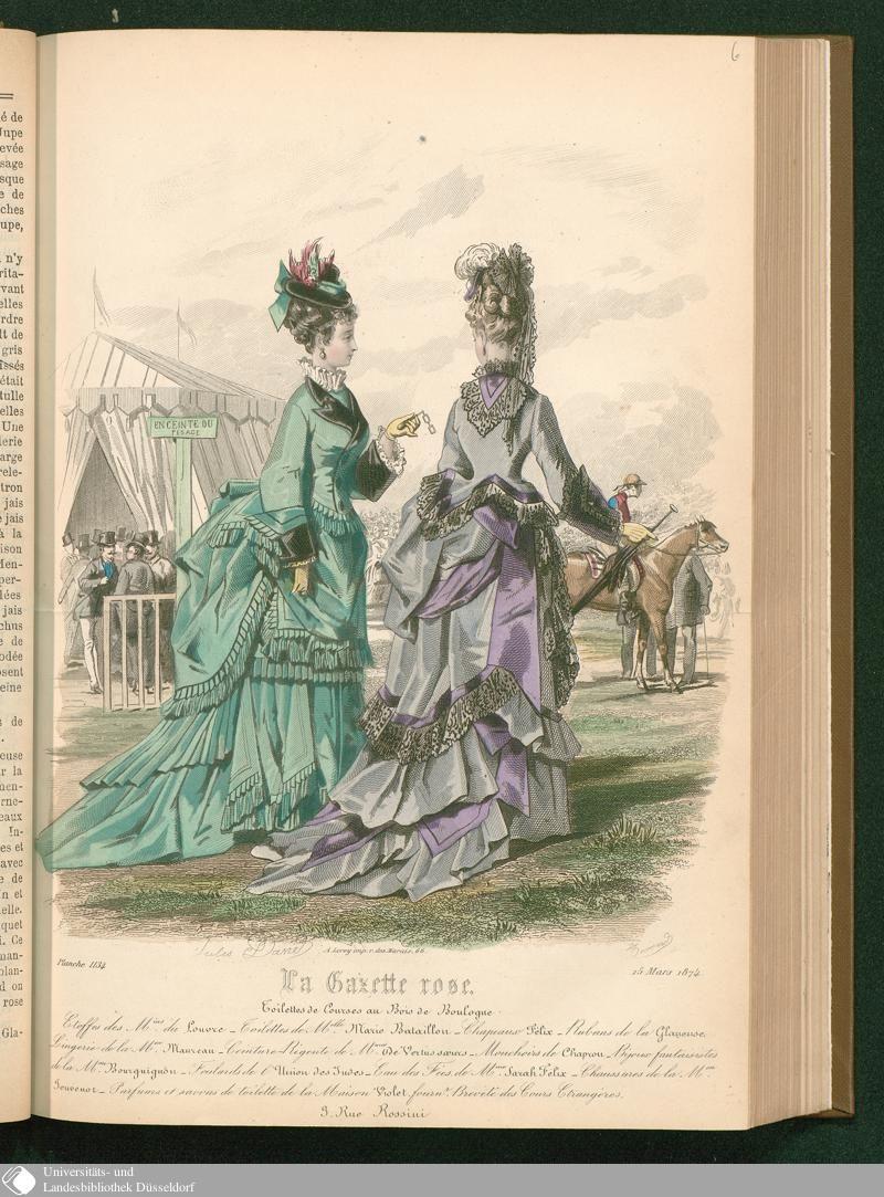 103 - No 6 - La Gazette rose - Seite - Digitale Sammlungen - Digitale Sammlungen