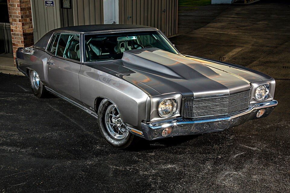 1970 Monte Carlo With 1 000 Plus Horsepower With Images Monte