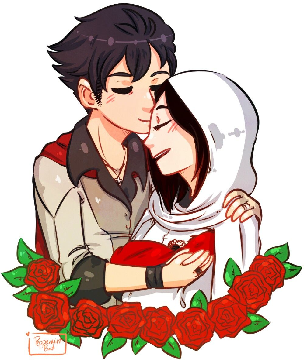 RWBY Qrow, Summer, and Ruby