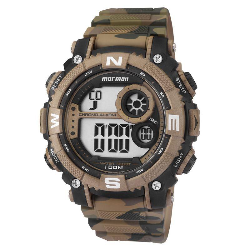 d26e62475df Relógio Mormaii Camuflado MO12579A8V Somente na FutFanatics você compra  agora Relógio Mormaii Camuflado MO12579A8V por apenas R  299.90. Relógios.