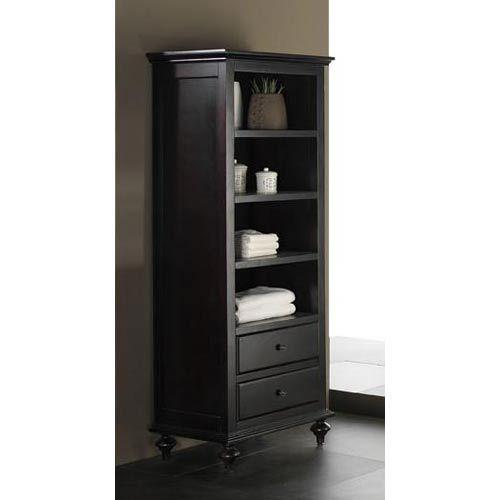 Merlot 24 Inch Espresso Linen Tower Avanity Cabinets Linen Towers U0026 Cabinets  Bathroom Furn
