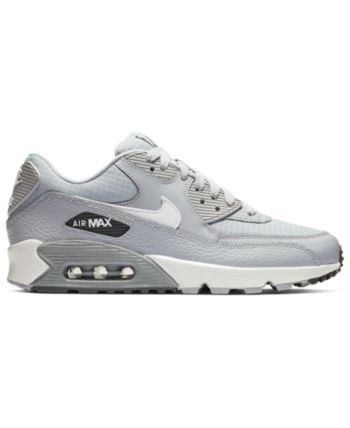promo code 0f55f 6f8b0 Nike Women s Air Max 90 Casual Sneakers from Finish Line - Gray 9.5