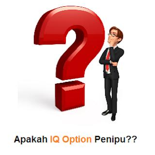 Pengalaman Saya Menggunakan IQ Option - Broker Penipu