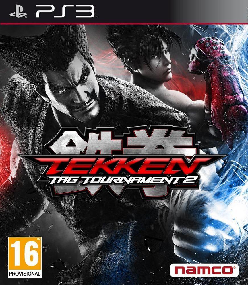 Tekken Tag Tournament 2 PS3 nuovo!!! | Playstation, Tagli ...