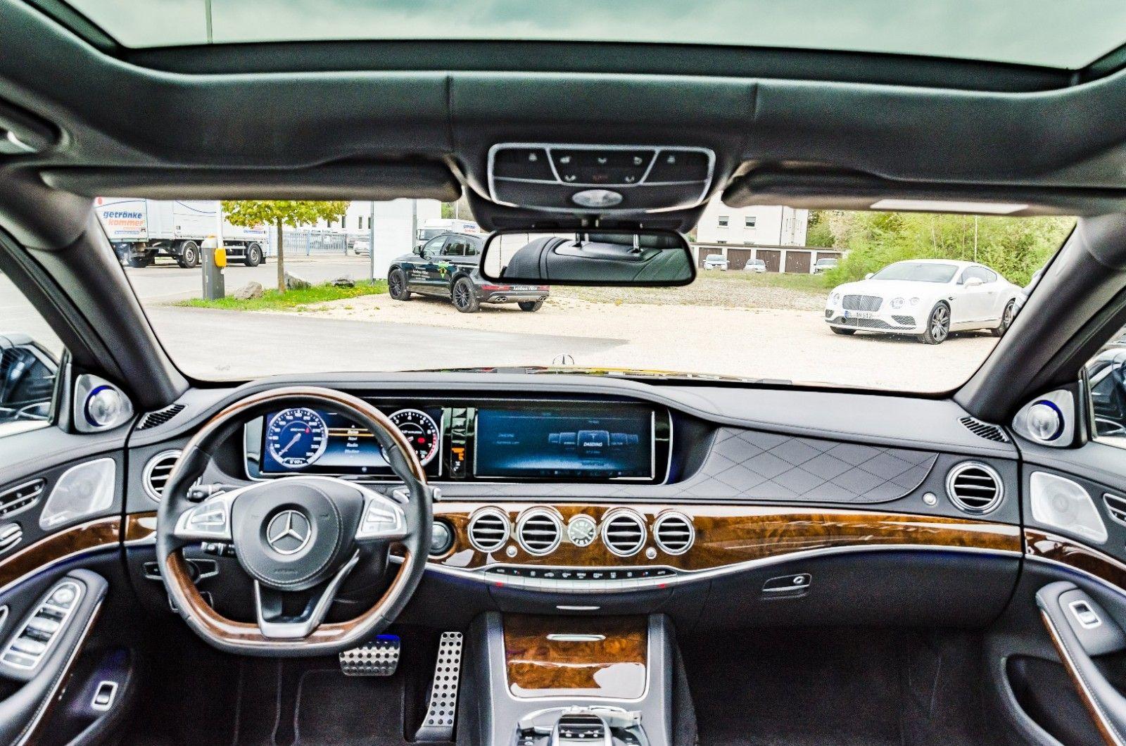 Mercedes Benz S 65 Amg L 5 Seats Burm 3d Night Vision 360 Export Price 140 420 Stosk L549 Fuel Consumption Mercedes Benz Benz S Dubai Cars