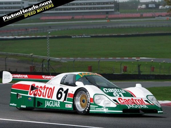 Jaguar XJR-9: Time For Tea? - PistonHeads (With images ...